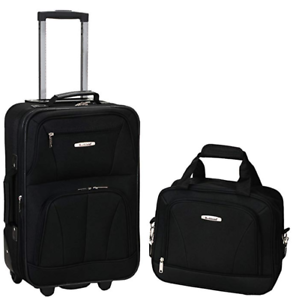 Luggage-2-Piece-Set-Choose-14-Colors-One-Size-Free-Shipping
