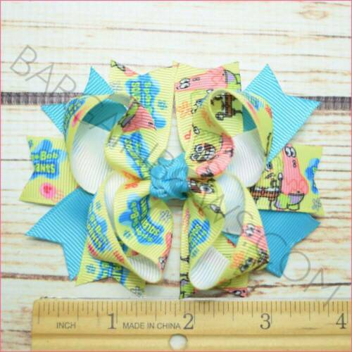 3.5 inch Spongebob character Bow