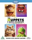 The Muppets Bumper 6 Movie Collection Blu-ray Region