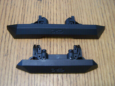 Axial SCX10 III Jeep JLU Wrangler CRC JL Bumpers Body Mounts Chassis Front Rear