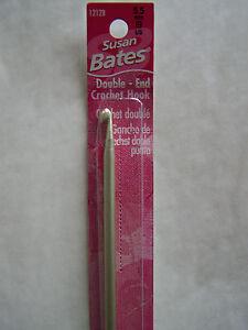 Susan Bates Double End Crochet Hook Size K 6.5MM