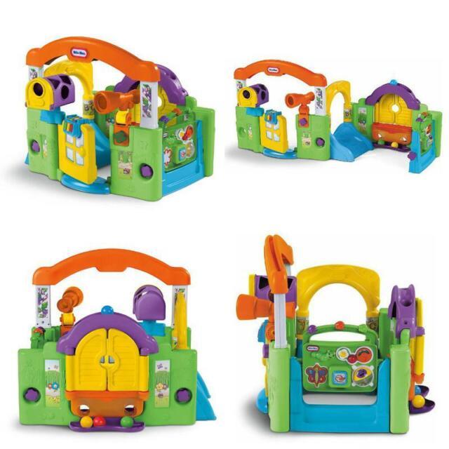 Little Tikes Activity Garden Playset Center Toddler Children Outdoor Development For Sale Online Ebay