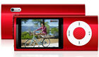 Apple iPod nano 5th Generation (PRODUCT) RED Red (8GB)
