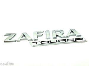 Genuine-New-VAUXHALL-ZAFIRA-TOURER-BADGE-Opel-Emblem-2011-C-1-4-Turbo-EcoFlex