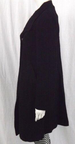 Long Veronica 9321 Coat Black Damiani 25 4ffq8A