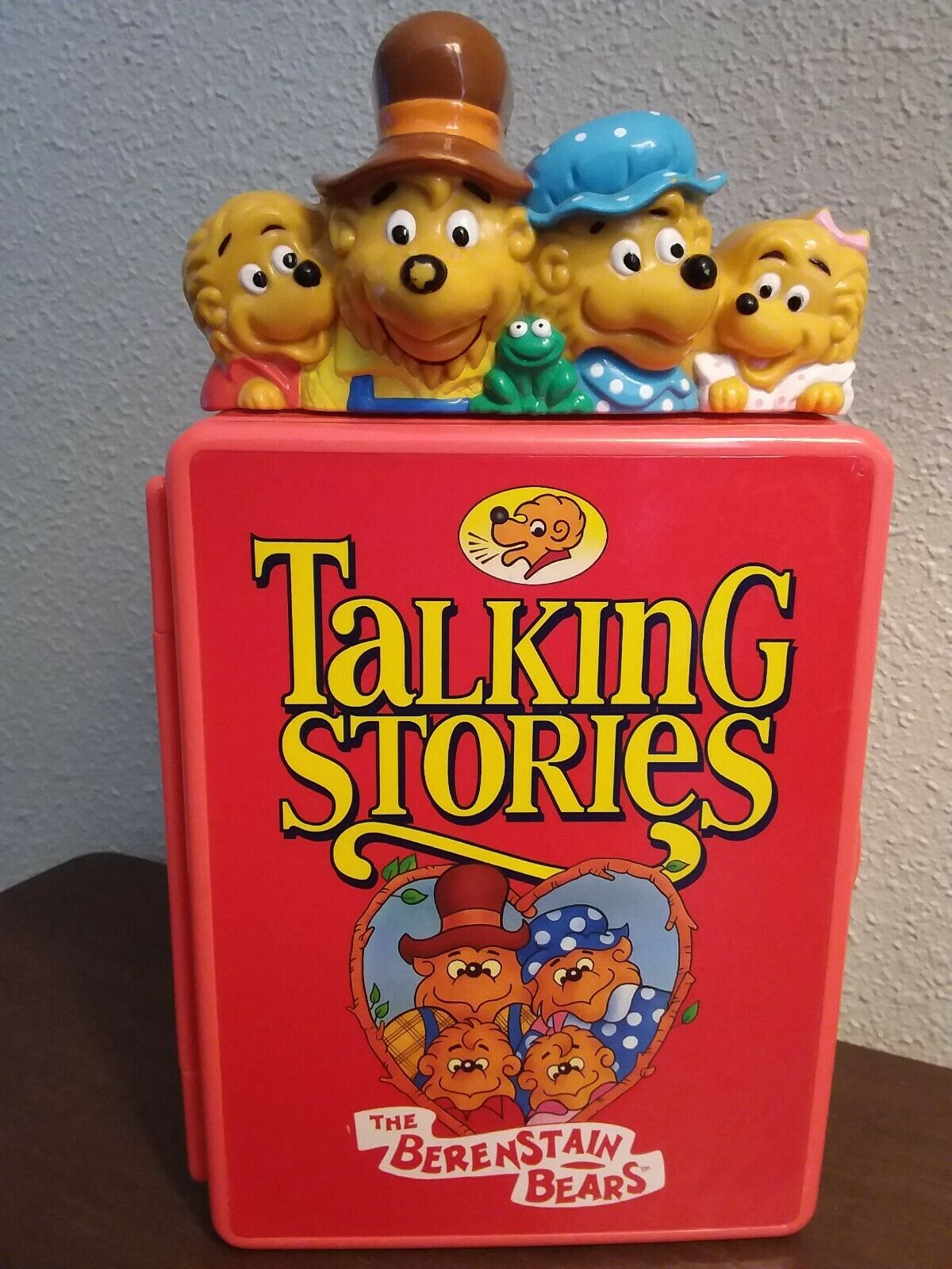 1994 Berenstain Bears Talking Stories
