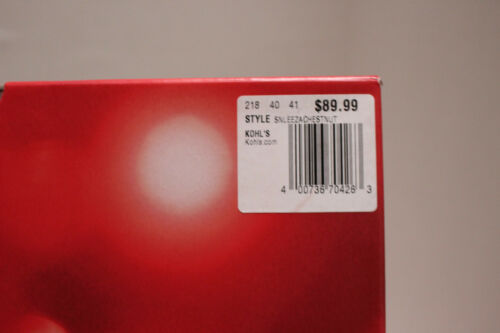 scamosciata tomaia 8 colore hanno nuove rosso pelle Le in con una taglia donne Sonoma tomaia di nBXnx68q