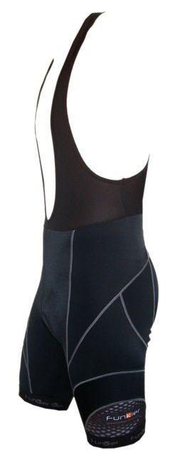 Funkier Men's Cycling BIB Shorts,  Perfect Fit BIB Cycling shorts Gel Pad 922-E2  supply quality product