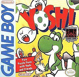 Yoshi (Nintendo Game Boy, 1992) for sale online | eBay