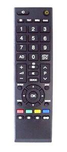 Remote Control CT-90326  CT90326 for Toshiba TV 22AV713B 26AV633D 32AV703