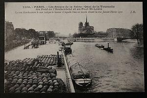 Tarjeta-postal-CP-animada-PAR-S-En-el-Puente-de-l-Arquidiocesis-y-a-la-St-Louis