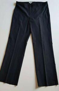 JIGSAW-Black-Stretch-Dress-Pants-Size-14