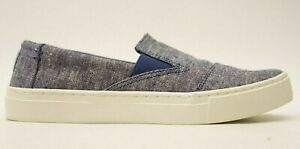 Toms Womens Luca Chambray Frost Gray