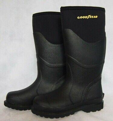 Goodyear Pathfinder Stivali di gomma Nero | eBay