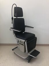 Pre Owned Midmark 491 Power Exam Chair Table Withlight New Upholstery