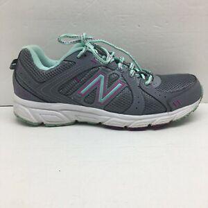 Adoración Convertir navegador  New Balance 402 Gray Teal Purple Trail Running Shoes WE402GA1 Womens Size  9.5 | eBay