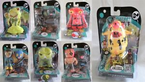 MUTANT BUSTERS ACTION FIGURES Box Set of 3 Figures new
