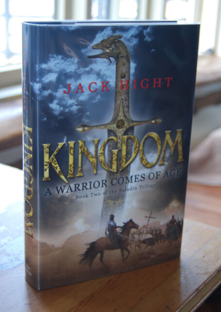 Kingdom by Jack Hight SIGNED DATED STAMPED NUMB. EXCLUSIVE First Edition (1/1)
