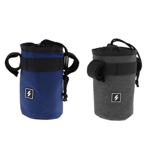 Portable Cycling Handlebar Kettle Bag Handlebar Stem Bag Bicycle Accessories