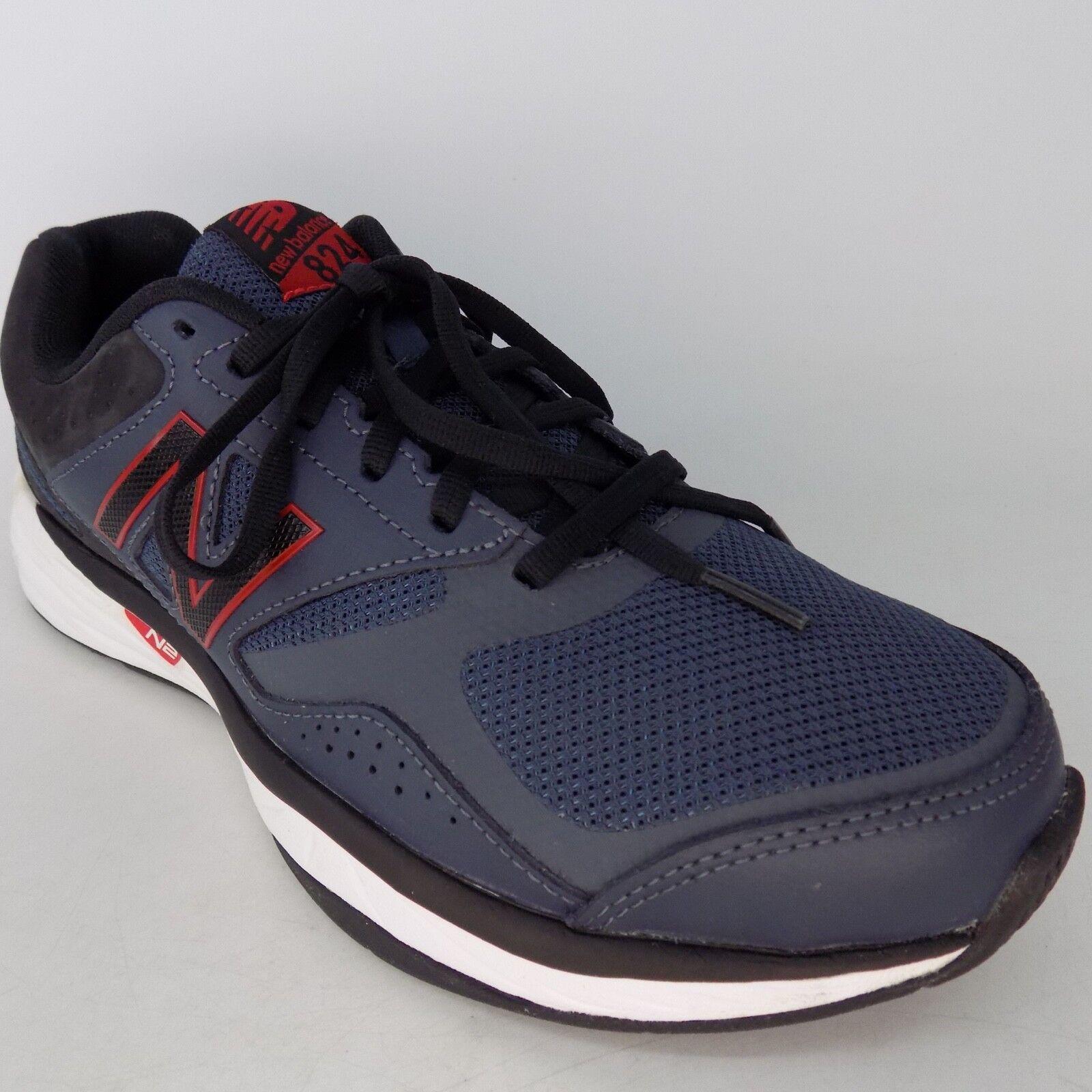 New Balance Mx824gr1 Grey Red Running Men's shoes Size 8.5 (2E) EU 42 AL5025