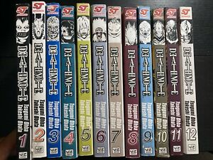 Death-Note-Manga-Collection-Complete-Set-Vol-1-2-3-4-5-6-7-8-9-10-11-12