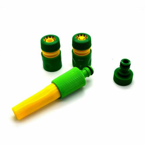 LAYER Green Hevy Duty Anti Kink Garden Hose Pipe Reel Watering Hosepipe 6