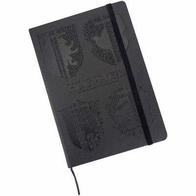 """Harry Potter Notizbuch /""""Hogwarts/"""" mit Gummiband NEU//OVP"""