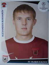 Panini 411 Alexander Bukharov Rubin Kazan UEFA CL 2009/10