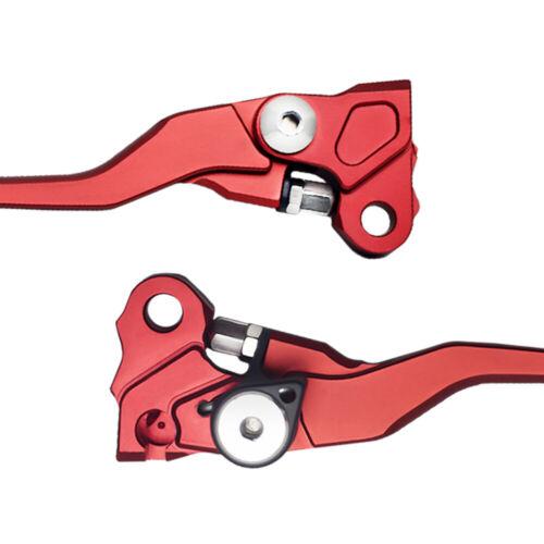 CNC Pivot Clutch Brake Levers For HONDA CRF 250X//R CRF 450X CRF 450R US STOCK