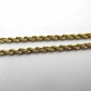 20-034-14K-Yellow-Gold-2-5mm-Solid-Rope-Chain-Necklace-9-857-grams