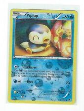 Legendary Treasures Piplup RC6/RC25 HOLO Pokemon Card