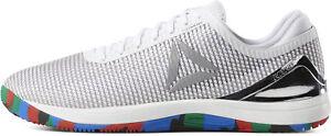 Details about Reebok Crossfit Nano 8 Flexweave Mens Training Shoes White