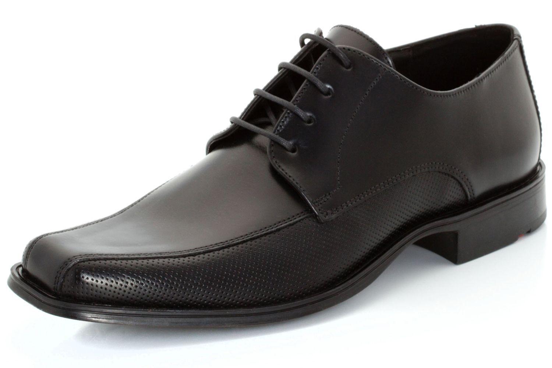 LLOYD Business-Schuhe in Übergrößen große Herrenschuhe Schwarz Schwarz Schwarz XXL f4b4e7