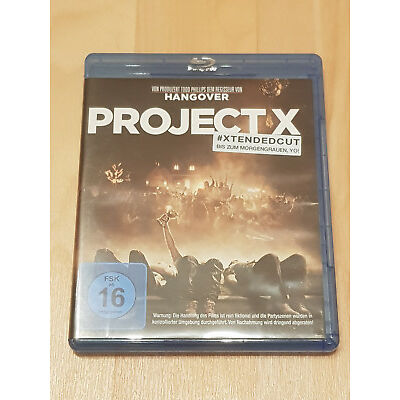 Project X - Extended Cut - BluRay