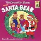 The Berenstain Bears Meet Santa Bear by Stan And Jan Berenstain Berenstain (Hardback, 1984)