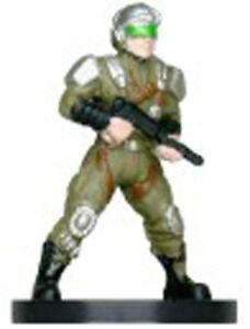 Constructif Star Wars Miniatures C Kota Les Milices 15/40 Tdt-afficher Le Titre D'origine Retarder La SéNilité