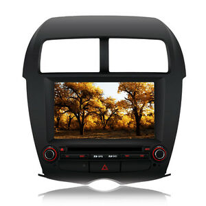 dvd gps navi radio headunit for 2011 2012 mitsubishi asx. Black Bedroom Furniture Sets. Home Design Ideas