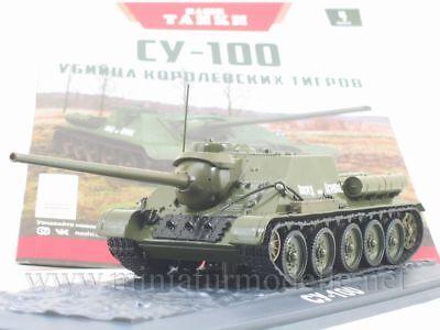 1:43 Objekt 704 sowjetisch Jagdpanzer Panzer Modimio 11 Soviet Tank WWII Militär