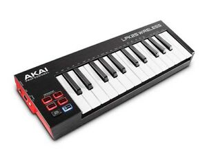 AKAI-LPK25-Wireless-TASTIERA-MIDI-USB-25-TASTI-MINI-BLUETOOTH