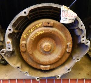 2003 dodge ram 1500 dakota 4 7l 4x4 automatic transmission 128k w warranty ebay. Black Bedroom Furniture Sets. Home Design Ideas