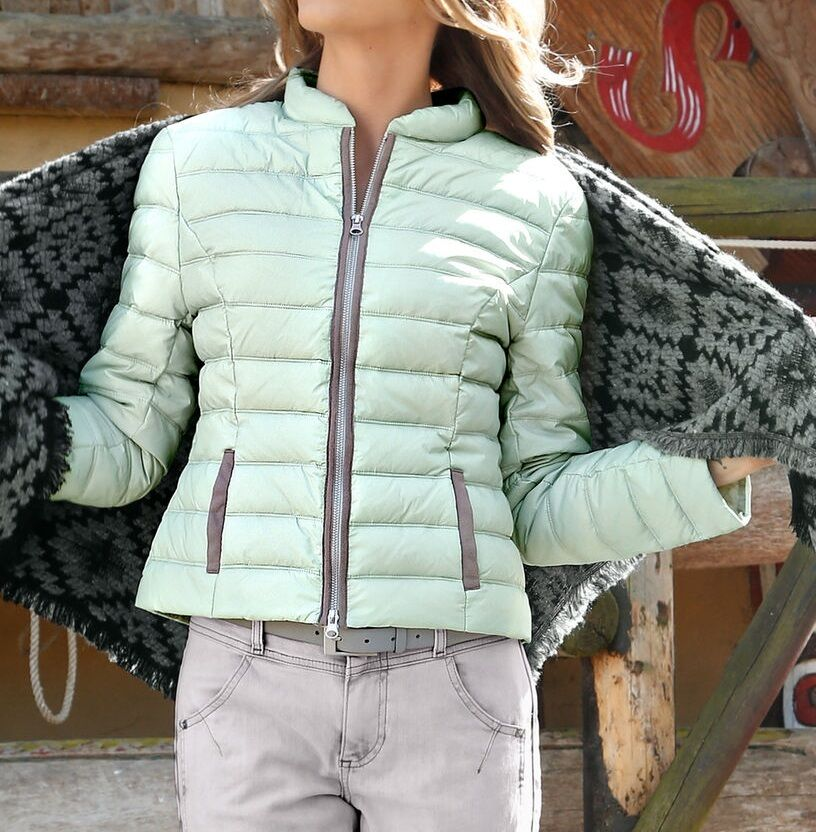 Chaqueta chaqueta de transición chaqueta Mint talla talla talla 46 nuevo 1fd18f