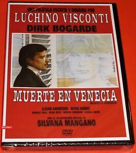 MUERTE-EN-VENECIA-DEATH-IN-VENICE-TOD-IN-VENDIG-English-Deutsch-Espanol
