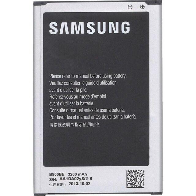 Samsung Batteria originale B800BE per GALAXY NOTE 3 N9000,GALAXY NOTE 3 N9005