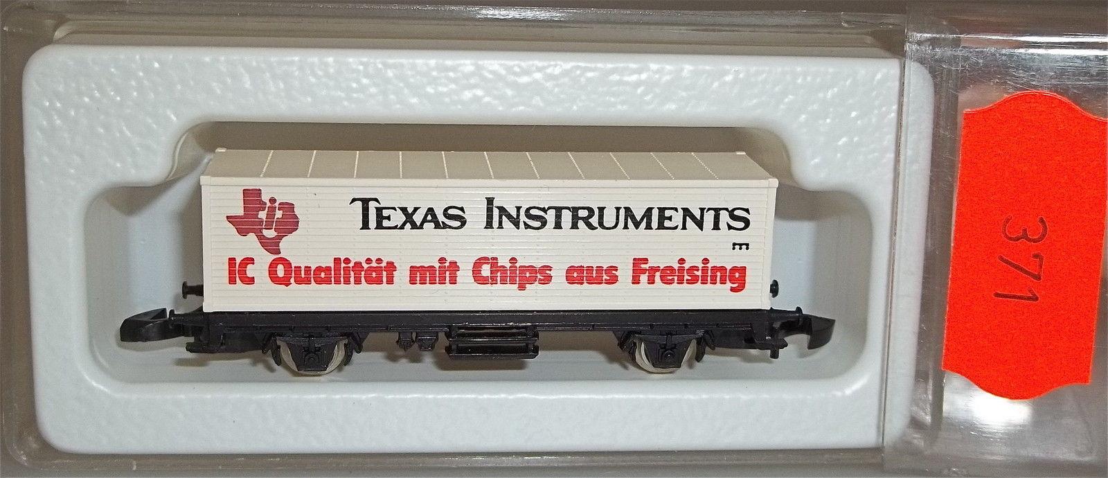Texas Instruments Kolls 88721 Märklin 8615 Scala Z 1:220 371 Å