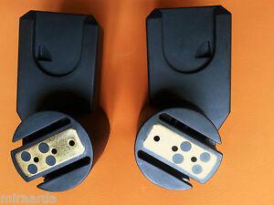 Quinny Zapp and Zapp Xtra Adaptor for Maxi Cosi Car Seat Adapter |