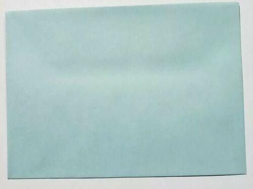 Case of 1000 Pastel Blue 5x7 Envelopes Invitations Announcements Shower