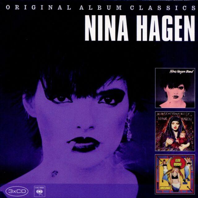 Nina Hagen - Original Album Classics