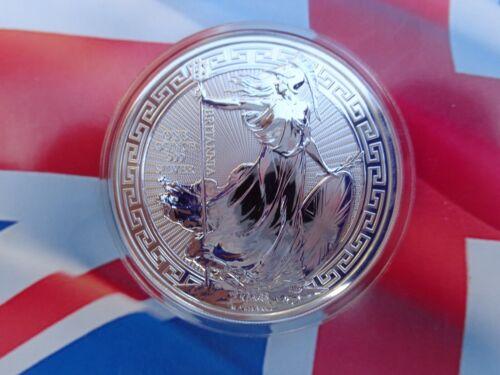 2018 GB Britannia Oriental Border coin .999 fine silver