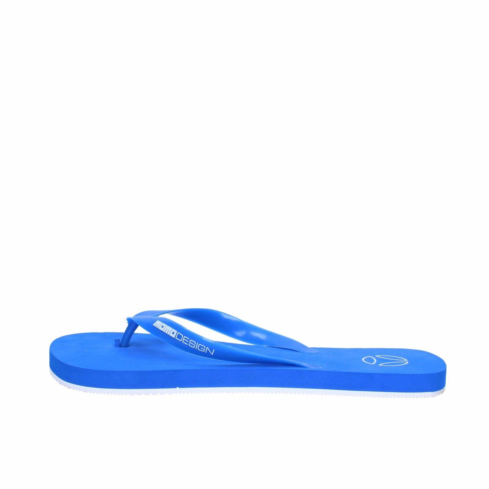 Scarpe uomo MOMO DESIGN 42 / 43 infradito sandali blu gomma AG29-C2