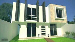 ¡PREVENTA! Casa en Col. Plan de Ayala, Cuautla, Morelos